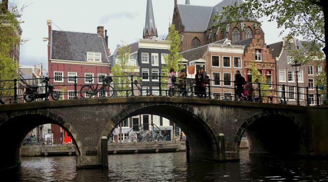 Lovestoned in Amsterdam