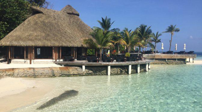 Sonne, Strand, Bikini … auf geht's auf  die Malediven!!!