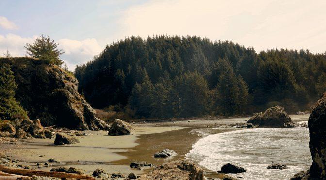 Marvelous Coastline of Oregon