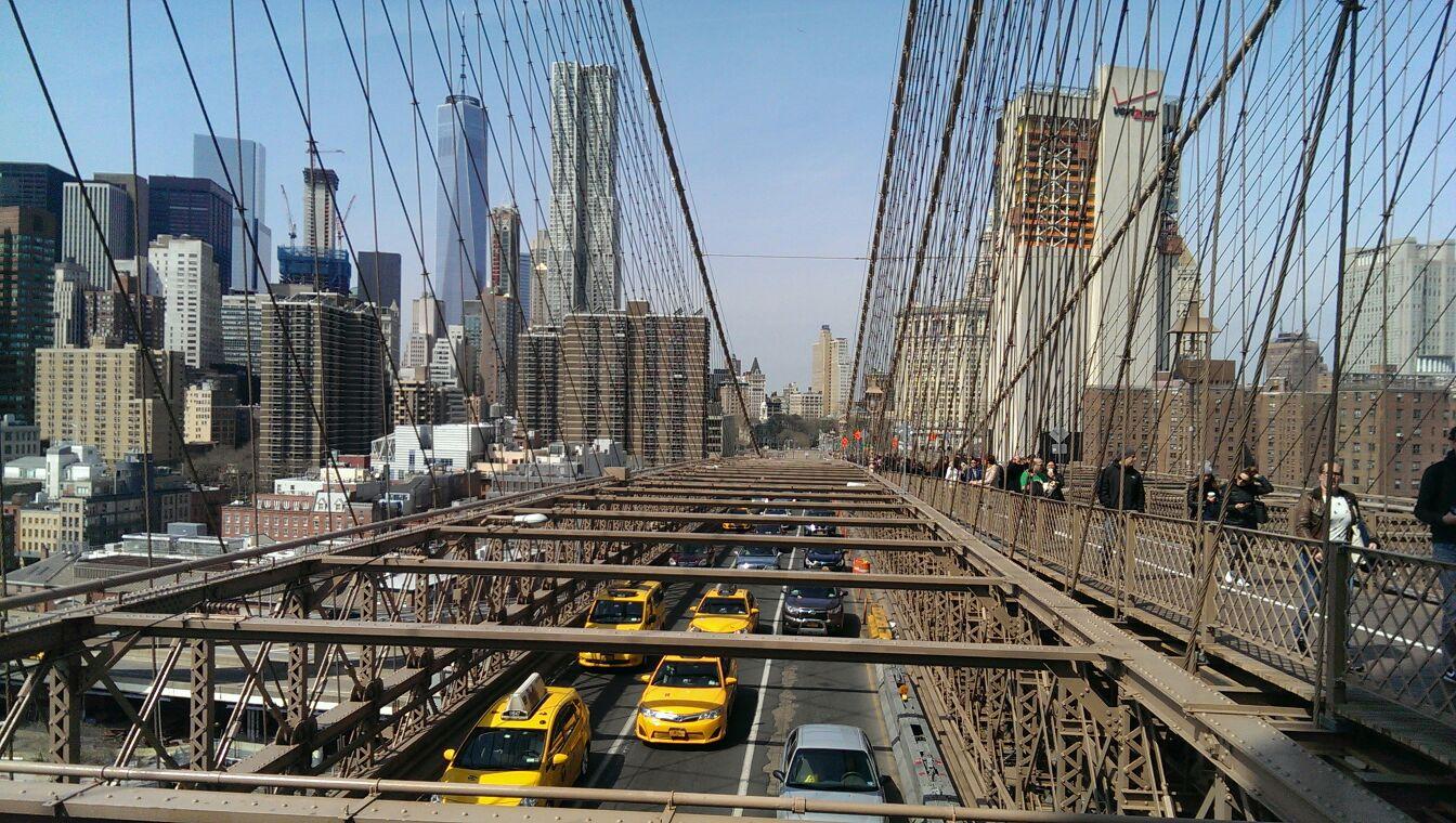 New York is always a good idea !
